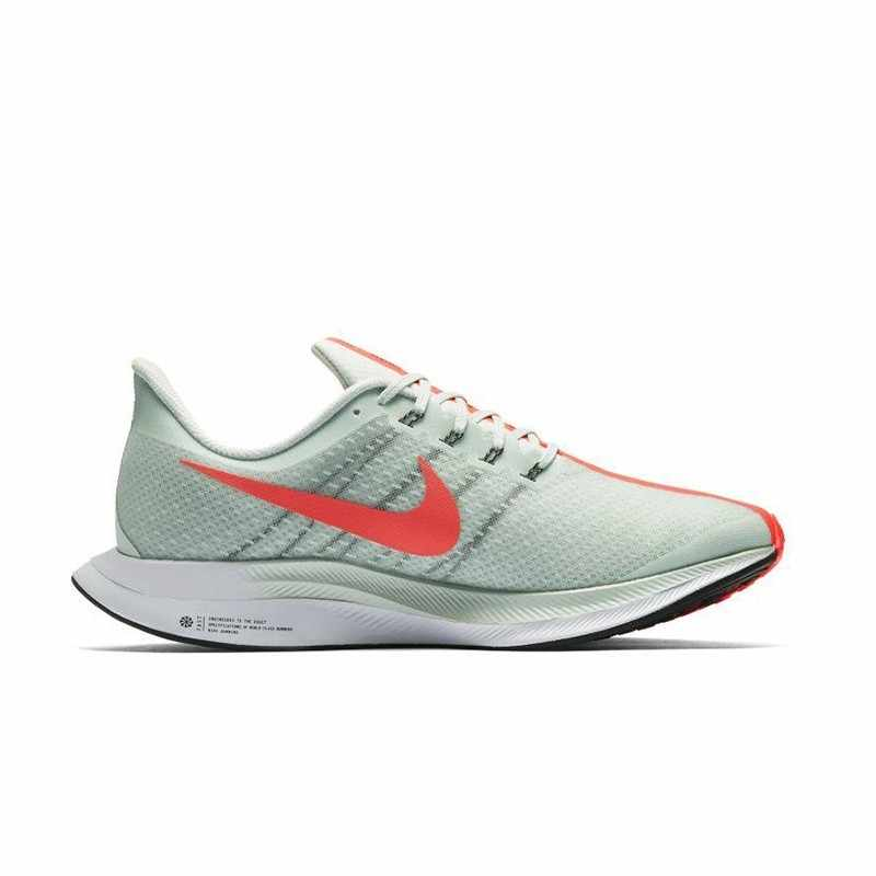 da3d67400c6d7 ... NIKE Zoom Pegasus Turbo X React Original Womens And Mens Running Shoes  Breathable Stability Support Sports ...
