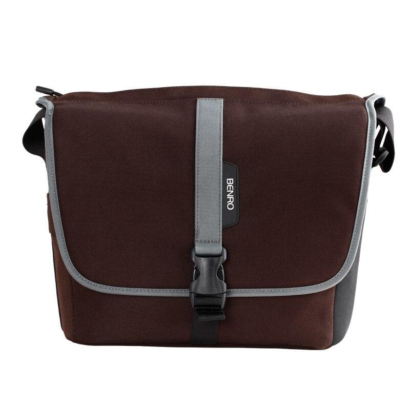 Benro Smart 20 one shoulder professional camera bag slr camera bag штатив benro t 800ex
