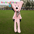 "Niuniu Daddy 180cm/71"" inch,Semi-finished bear, Bear Skin,plush teddy bear skin,plush toys,5 color can choose,Free Shipping"