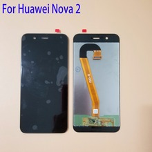 New 5.0 For Huawei Nova 2 PIC-LX9 PIC-L09 PIC-L29 PIC-L01 LCD Display Touch Screen Digitizer Assembly Replacement