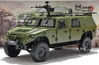Игрушка Dongfeng новый воины 1:18 Модель автомобиля грузовик происхождения моделирование сплава литья под давлением коллекция мальчик подарок в