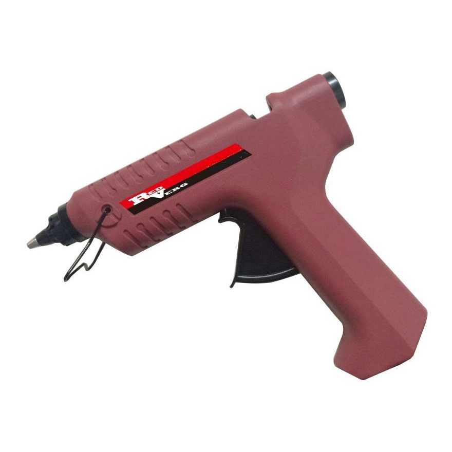 Glue gun REDVERG RD-GG80 10ml manual syringe gun single liquid glue gun 10cc common 1pcs 10cc cones 1pcs dispensing tips