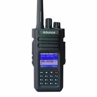 New Retevis Ailunce HD1 UHF VHF Dual Band DMR Digital DCDM TDMA 10W 5W 1W 3200mAh