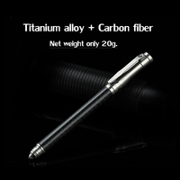 New Carbon Fiber Tactical Pen Glass Breaker Outdoor Self Defense Emergency EDC Tool Business Writing Pen For Women Men