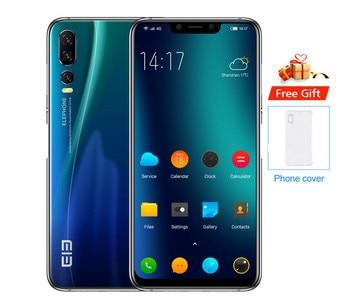 2018 original Elephone A5 smartphone P60 MT6771 Octa-Core 6.18