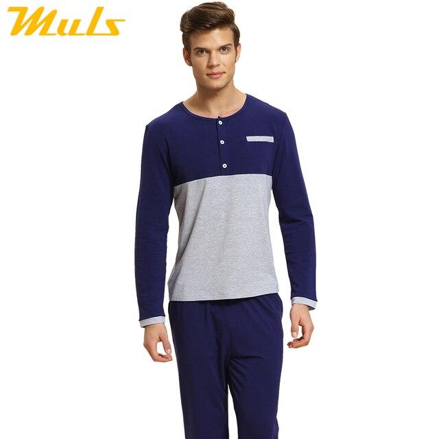 Aliexpress.com : Buy Set clothes for men cotton knit xl male home ...