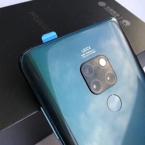 Image 5 - Huawei Mate 20 mobile phone 6.53 inch Kirin 980 Octa Core Fingerprint 4000mAh Charger 4*Camera NFC