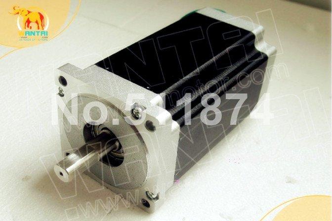 Power Motor! CNC Wantai Nema34 Schrittmotor 85BYGH450C-012 unzen-in 151mm 3.5A CE ROHS ISO Router Kunststoff Laserengraver Drucker