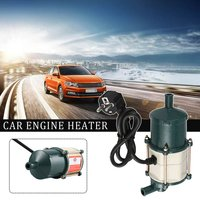 220V 3000W Engine Heater Gas Electric Parking Heater Diesel Heater Air Parking Car Preheater Coolant Heating