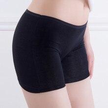 1d623399f87aa 2018 New Women Soft Cotton Seamless Safety Short Pants Hot Sale Summer  Under Skirt Shorts Modal