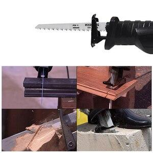 Image 4 - 20Pcs HCS คาร์บอน SABER SAW ใบมีด 150x19x0.9 มม.สำหรับไม้โลหะตัดเครื่องมืออุปกรณ์เสริม QP2