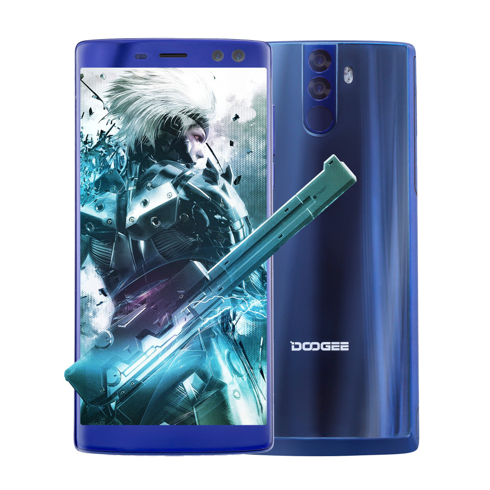 DOOGEE BL12000 6.0'' 12000mAh Big Battery Smartphone Octa Core 4GB RAM 32GB ROM Quad Camera 16.0MP Android 7.1 OTG Mobile Phone