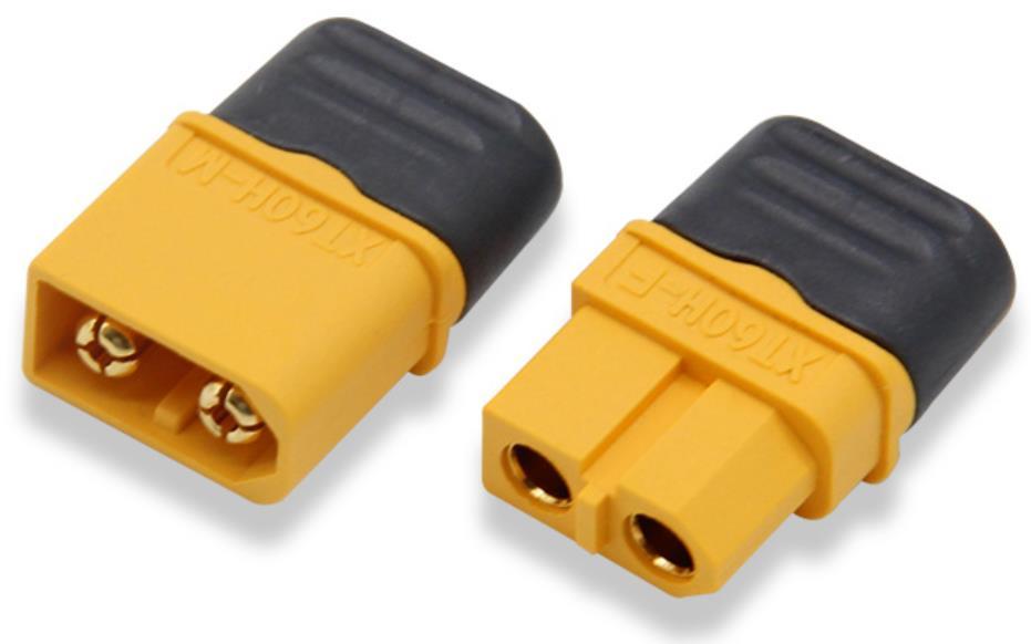 XT60+ Plug XT60H Aero Mode UAV Interface T Plug Interface Connector Battery Connector Plug
