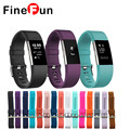 FineFun 2017 New Replacement TPU Smart Bracelet Silicone Strap Movement Replacement Wristband Size Twill Free Shipping # A1354