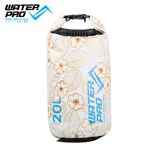 Water Pro 20L New Outdoor Dry Bag with Waterproofing Membrane Sports Diving Snorkeling Wholesale