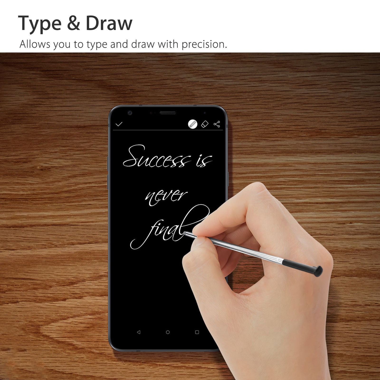 Touch Screen Stylus S Pen Replacement For LG G4 Stylo LS770 H631 MS631 H635
