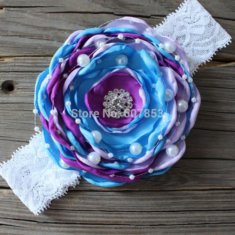 ᗑFlor headwear quemadura Flower GRIL venda 1 unids - a913