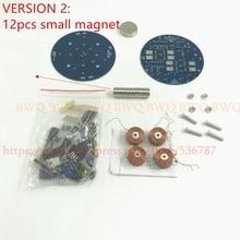 New Sealed DIY push type magnetic levitation Kit (parts) of analog circuit intelligent