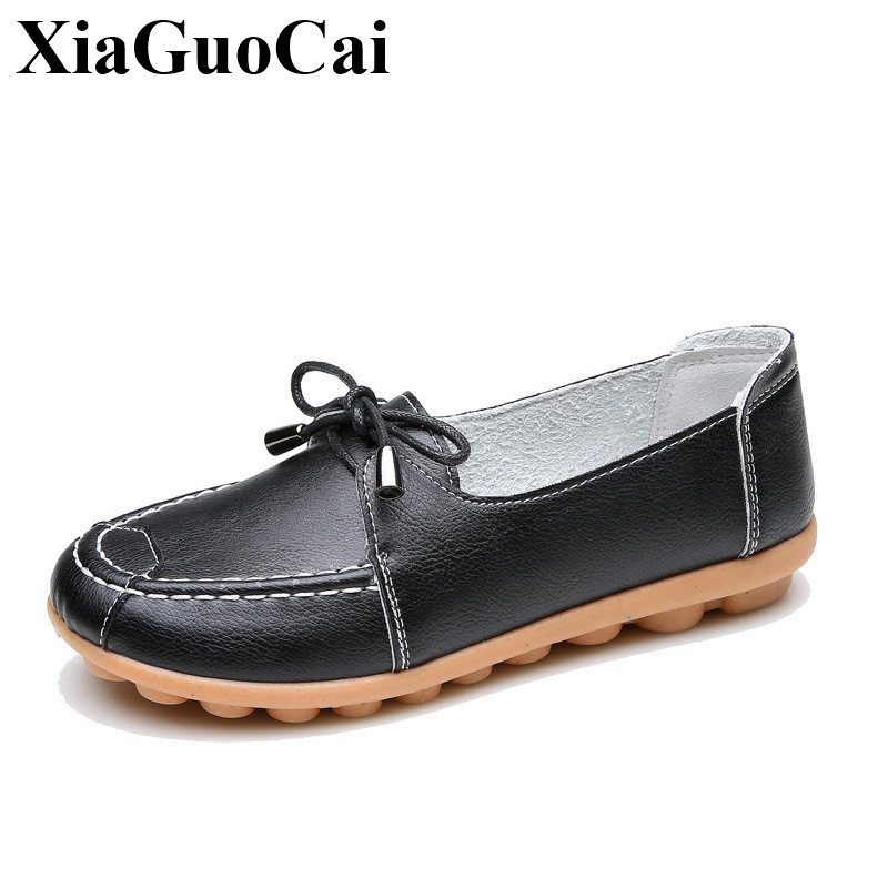 Summer New Women Flats Moccasins Shoes Comfortable Soft Sole Non-slip Casual Shoes Nurse Pregnant Single Shoes H235 35 new style comfortable casual shoes men genuine leather shoes non slip flats handmade oxfords soft loafers luxury brand moccasins