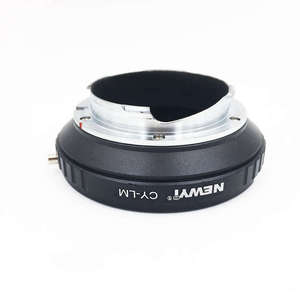 Image 2 - Newyi Cy Lm Adapter For Contax Cy Lens To Leica M9 M8 With Techart Lm Ea7Ii Camera Lens Ring Accessories