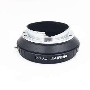 Image 2 - Newyi Cy Lm Adattatore per Contax Cy Lens per Leica M9 M8 con Techart Lm Ea7Ii Obiettivo Della Fotocamera Anello di Accessori