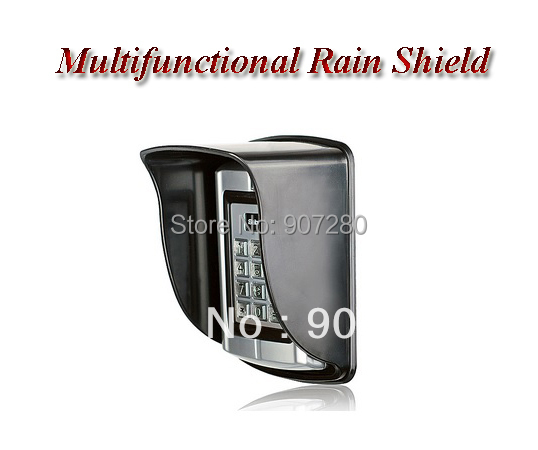 F007 Metal Fingerprint Access Control Rain Shield Waterproof Cover
