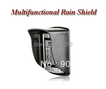 F007 Metal Fingerprint Access Control Rain Shield, Waterproof Cover