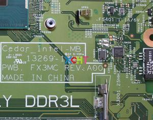 Image 4 - لديل انسبايرون 14 3442 TWDVX 0 TWDVX CN 0TWDVX w i3 4030U CPU 1.9 جيجا هرتز CPU DDR3L محمول اللوحة اللوحة اختبار