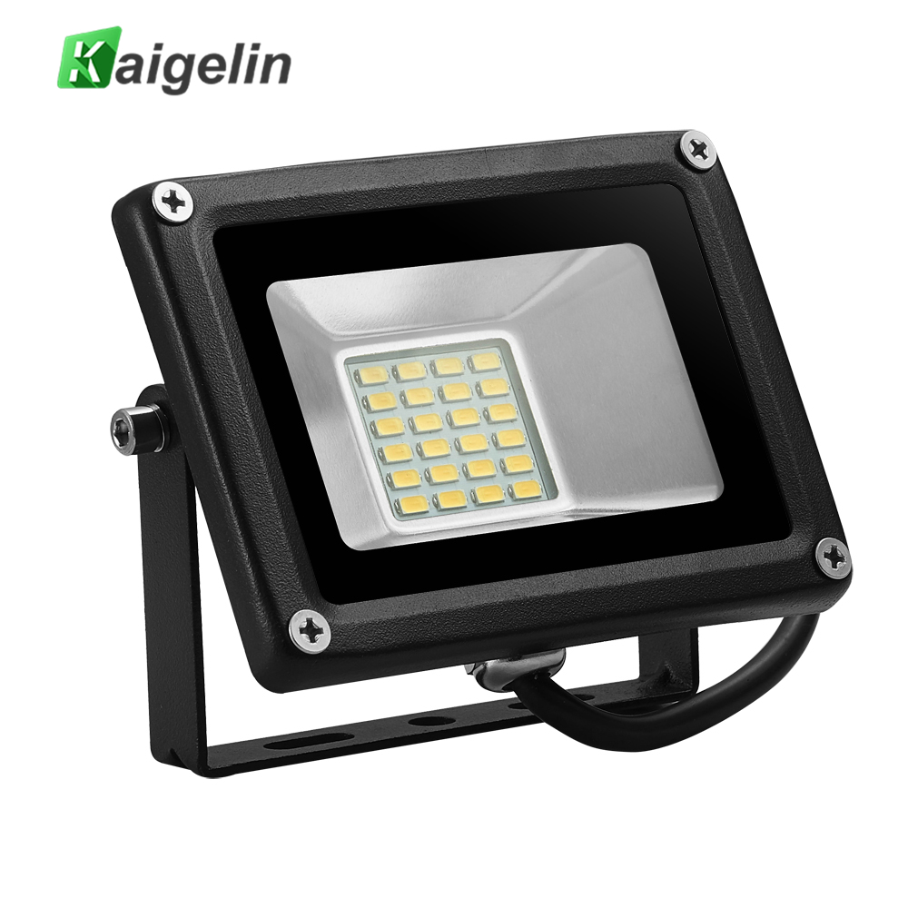20w Smd Led 12v: 5 PCS Kaigelin 20W LED Flood Light 12 24V 2200LM Reflector