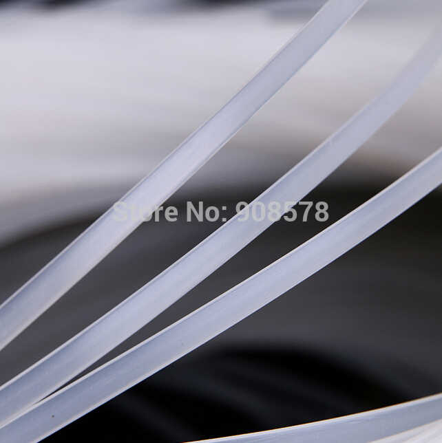 5 Yards Clear Polyester / Plastic Boning  Corset Plastic Bone  Dropshipping