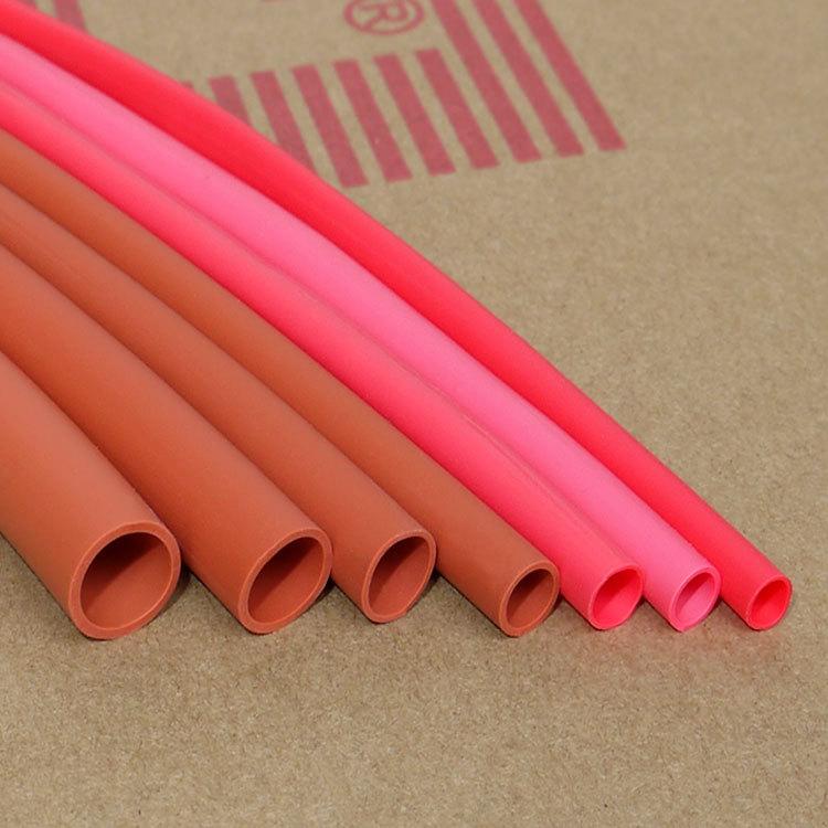 3mm Diameter Flexible Silicone Heat Shrink Tubing
