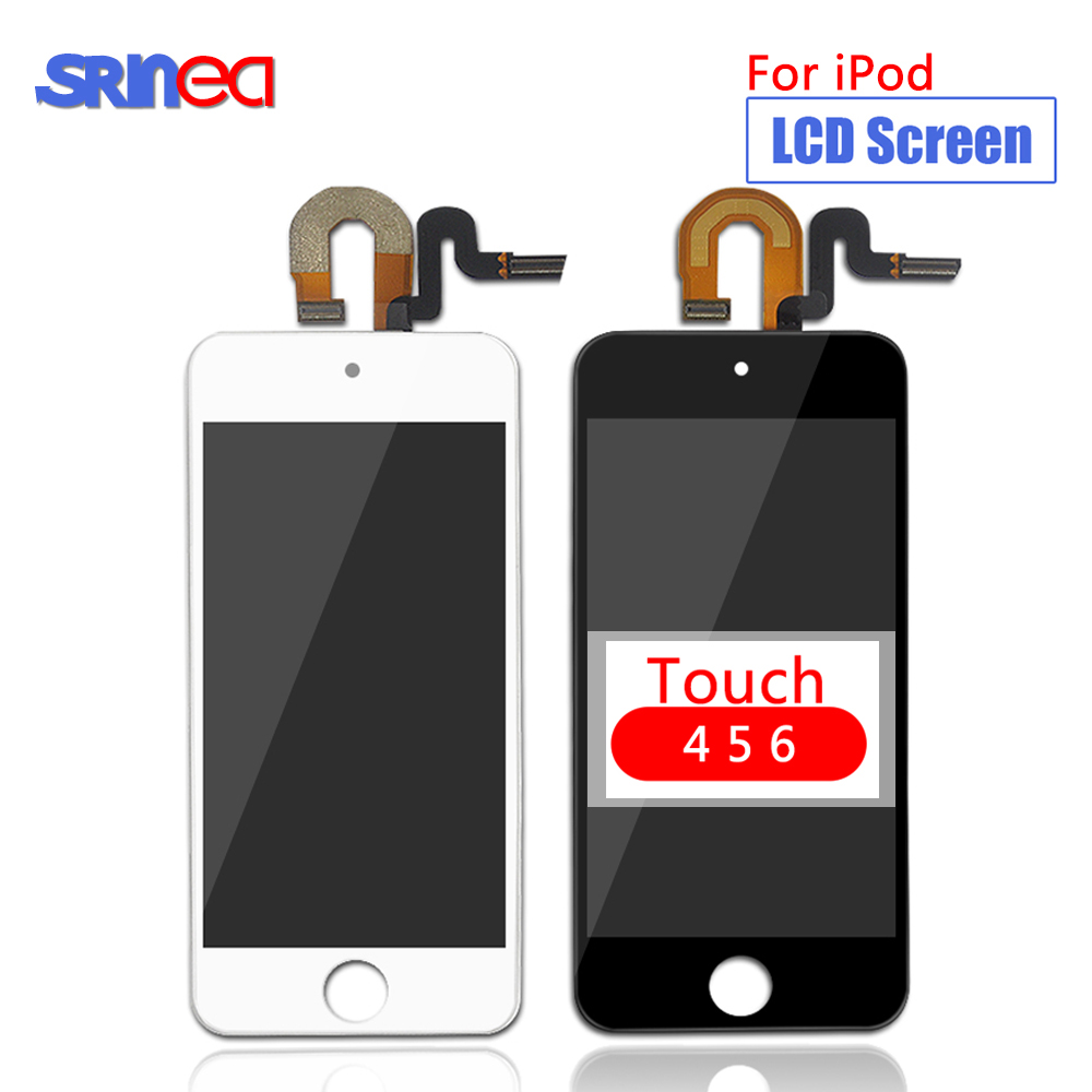 AAA+ LCD Display For iPod Touch 4 5 6 Screen Digitizer Assembly Original No Dead Pixels