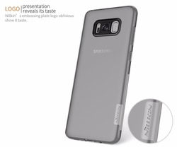 Original Nillkin Ultra Thin Clear Soft TPU For Samsung Galaxy S8 / S8 Plus Case Silicon Mobile Phone Cover Case For S8 / S8Plus