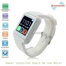 U Uhr U8 Tragbare Smartwatch Freisprechen/Schrittzähler/Mediensteuerung/anti-verlorene für Android/iOS Smartphones