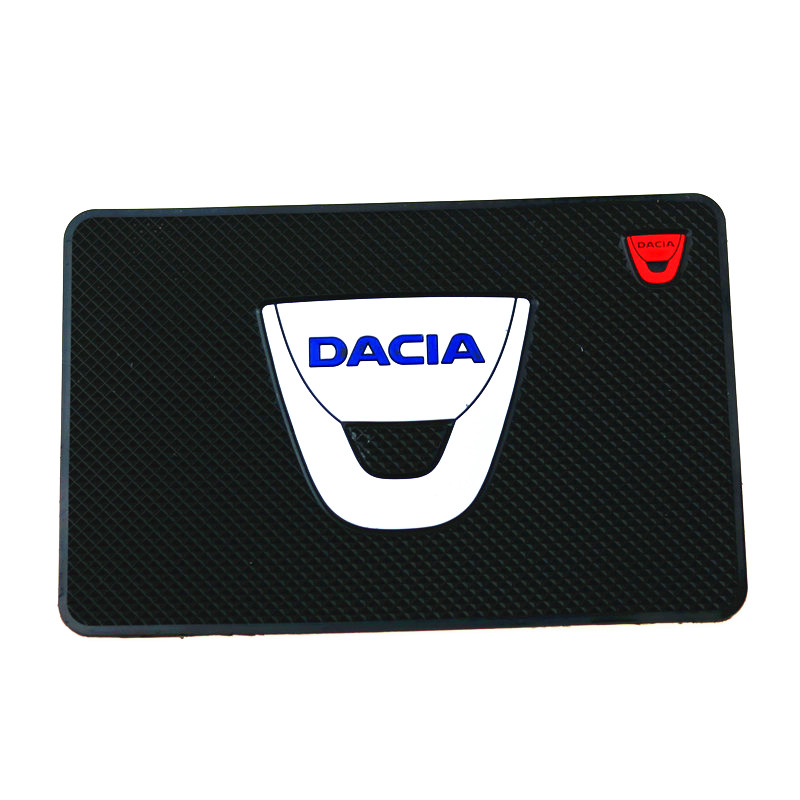 Auto Car-Styling Mat Car Sticker Emblems Badge Case For Dacia Duster Logan Sandero Lodgy Pads Interior Accessories Car Styling dacia sandero б у в европе