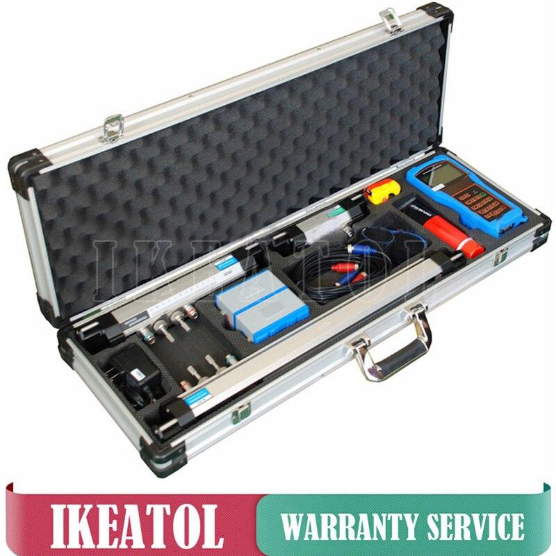 TUF-2000H medidores de fluxo profissionais ultra-sônico DN15-300mm hs hm suporte de montagem transdutor digital medidor de fluxo líquido