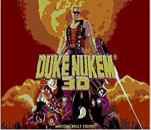 Duke Nukem 3D 16 bit MD Game Card For Sega Mega Drive For SEGA Genesis