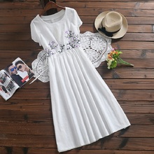 9d25c0883c4e9 Buy white linen and get free shipping on AliExpress.com