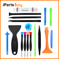 iPartsBuy for iPhone JF-2288 17 in 1 Mobile Phone Screwdriver Repair Open Tool Kit