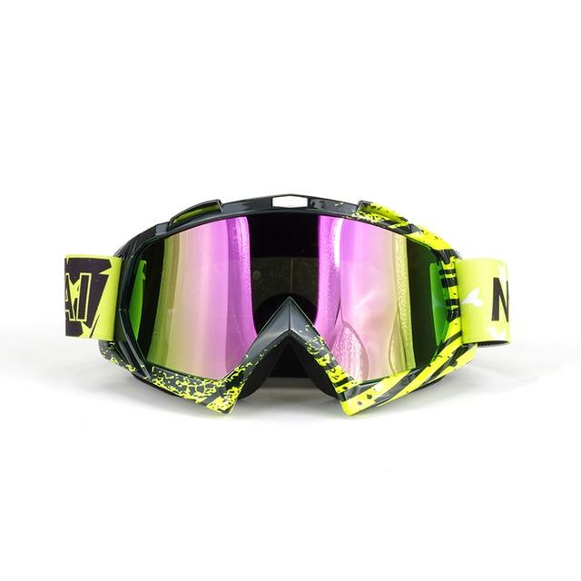 New 22 Colors Brand Ski Goggles Big Ski Mask Glasses Skiing Men Women Snow Snowboard Eyewear Anti-sand Windproof Breathable