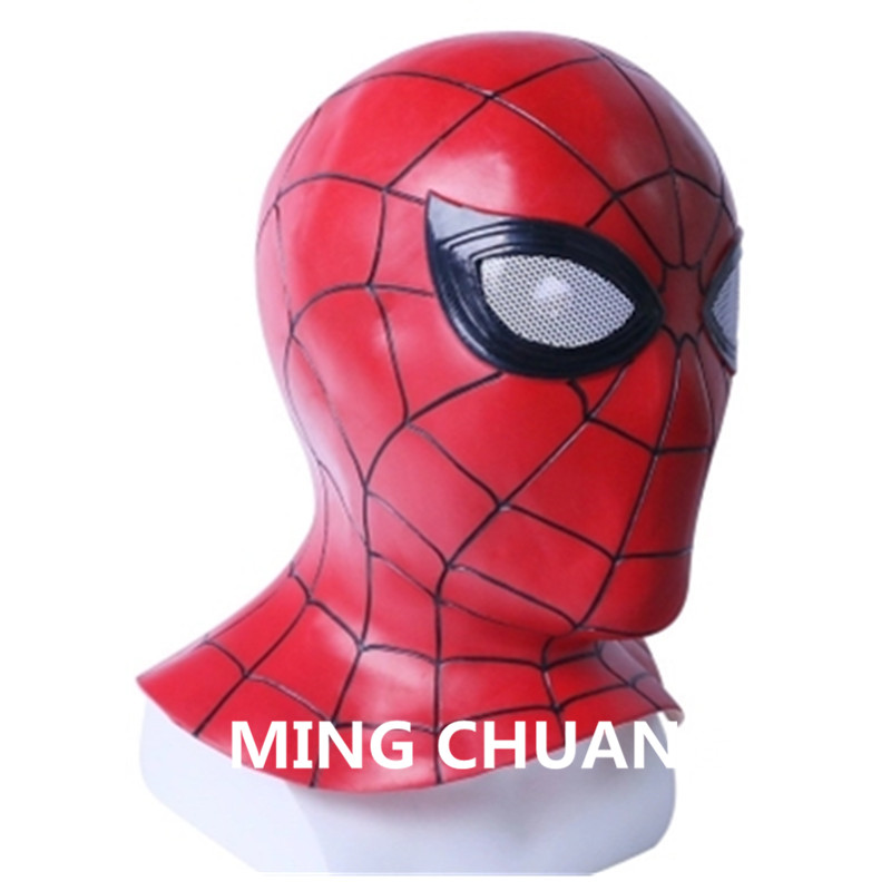 life Size Mask Cosplay Helmet Action Figure Collectible Model Toy Box Z54 Avengers Infinity War Captain America Superhero 1:1
