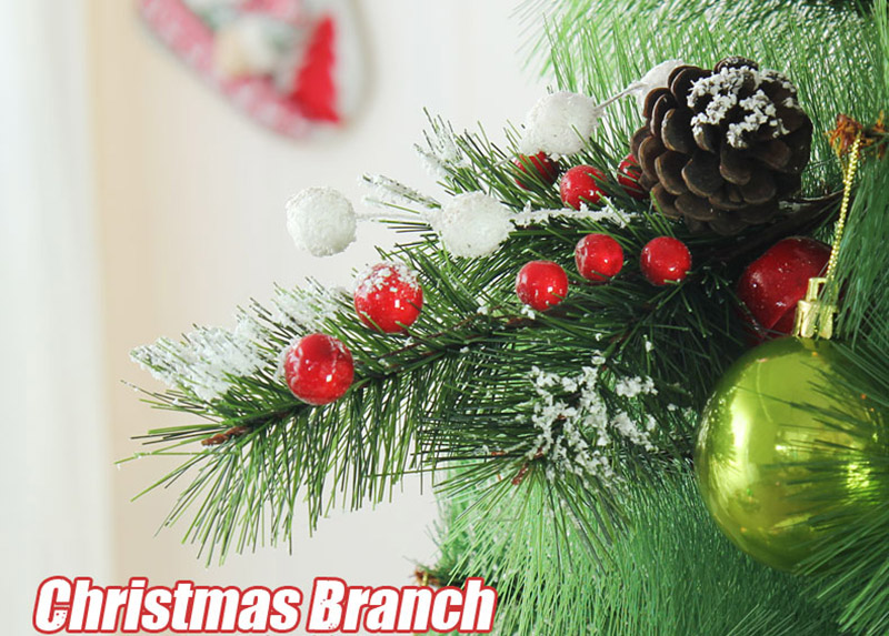 Christmas Tree Fruit Ornaments.Christmas Tree Hanging Decor Ornaments Pine Cone Red Fruit Christmas Cuttings Ornament For New Year Xmas Decoration Mr0120