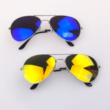 Best Quality Shade Uv Protection Sunglasses Glasses Eyewear Mirror Vintage style sun glasses big promotions