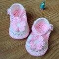 QYFLYXUE Эксклюзивные ручной работы обувь Прекрасная принцесса обувь На Заказ хлопка детская обувь