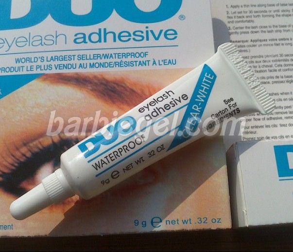 1a969415db5 1PCS Professional DUO Eyelash Glue 9g Anti-Sensitive Hypoallergenic Makeup  Waterproof Adhesive Individual False Eye Lashes Glue