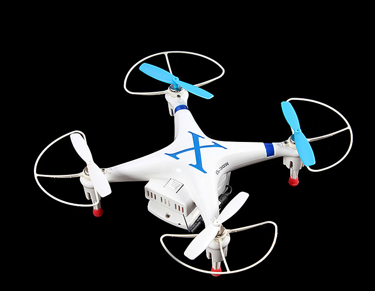 Cheerson CX-30W CX30W 6-Axis Gyro Mini WiFi RC Quadcopter with Camera Control by iPhone