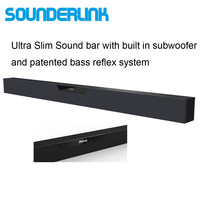 Sounderlink Neus 2 2 Channel Wireless Bluetooth Speaker Vitrual 3D Surround Sound Home Theater Soundbar System