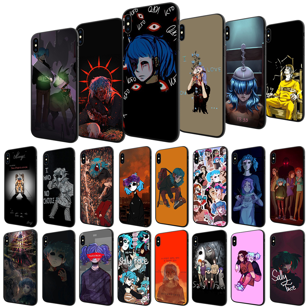 Lavaza The Hundred 100 Soft Case for Apple iPhone 6 6S 7 8 Plus 5 5S SE X XS MAX XR TPU Cover