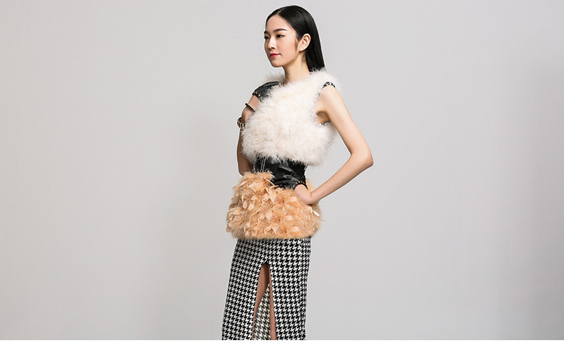 feather vest (4)