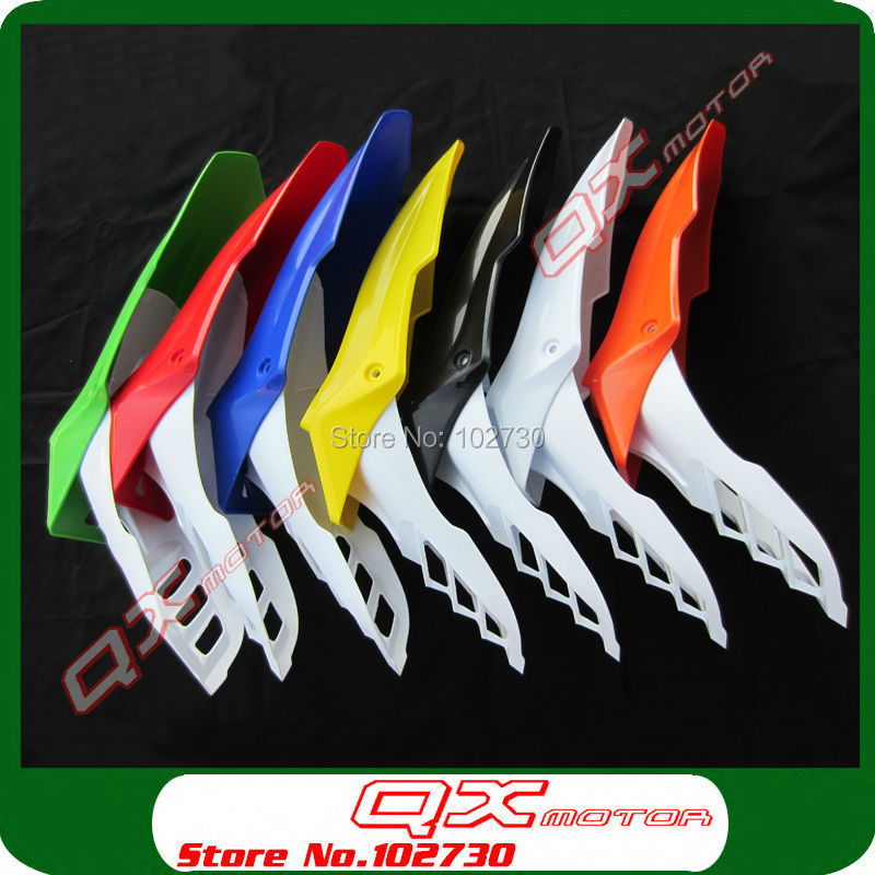 14 Color Universal Off Road Dirt Pit Bike MX Motocross Motorcycle Front mudguard front fender For KLX YZF DRZ CR CRF DT RMX universal steering damper for bmw s1000rr s1000r f800gs f800s f650gs r1200 k1200 motocross enduro motorcycle dirt bike off road